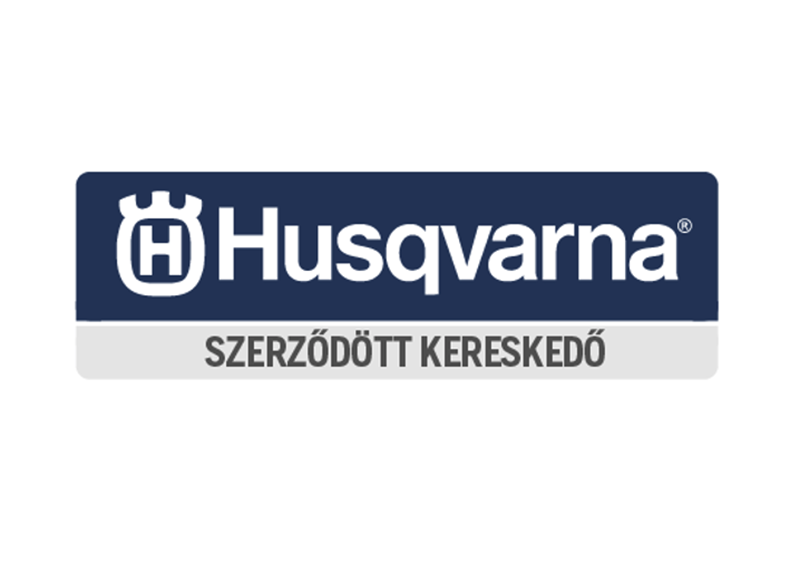 Mit jelent a Husqvarna szerződött kereskedő cím?