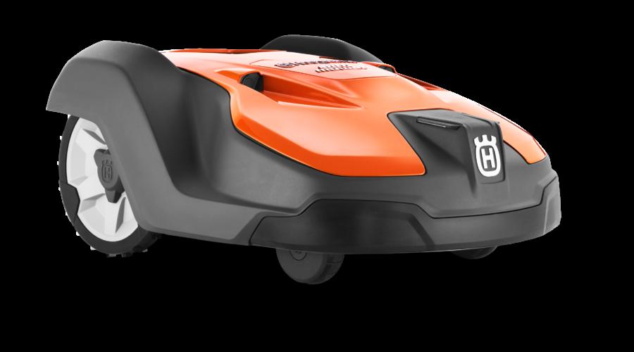 Husqvarna Automower 550 professzionális robotfűnyíró