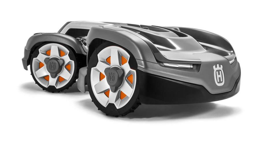 Husqvarna Automower 435X AWD összkerékhajtású robotfűnyíró