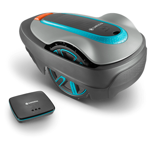 Gardena smart Sileno city 250 robotfűnyíró