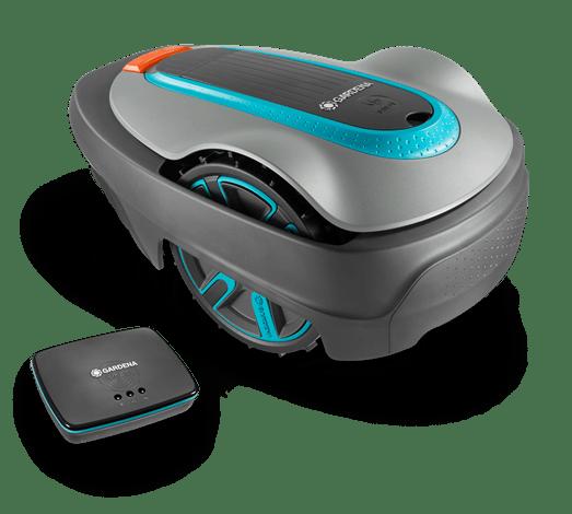 Gardena smart Sileno city 500 robotfűnyíró