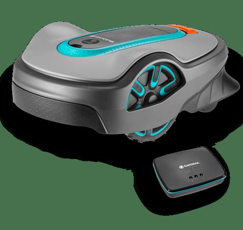 Gardena smart Sileno life 1000 robotfűnyíró
