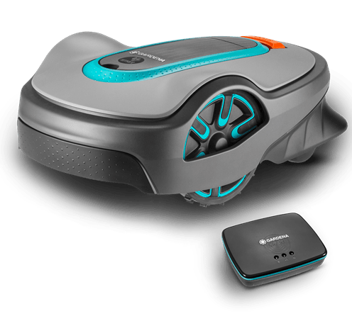 Gardena smart Sileno life 1250 robotfűnyíró