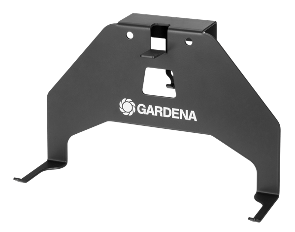 Gardena Sileno + robotfűnyíró fali tartó