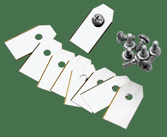 Gardena robotfűnyíró tartalék késkészlet (9 db)