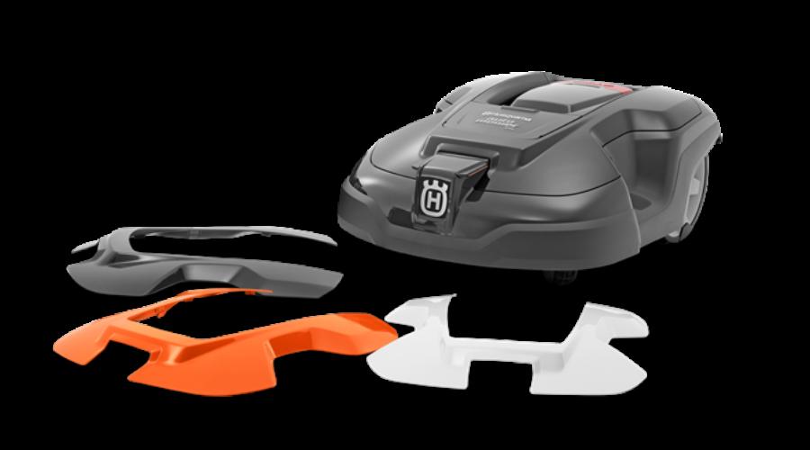 Husqvarna Automower 315X cserélhető felső burkolat narancs