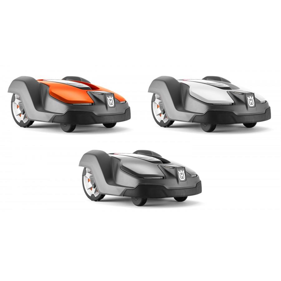 Husqvarna Automower 430X cserélhető felső burkolat narancs