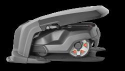 Husqvarna robotfűnyíró ház Automower 420/430X/440/450X/520/550 garázs szürke 4.Kép