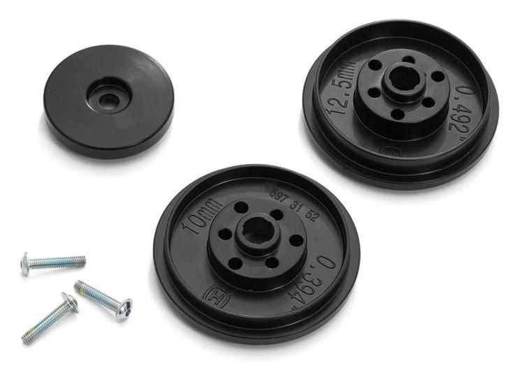 Husqvarna Automower 420/430X/440/450X/520/550 fair way készlet vágási magasság csökkentő