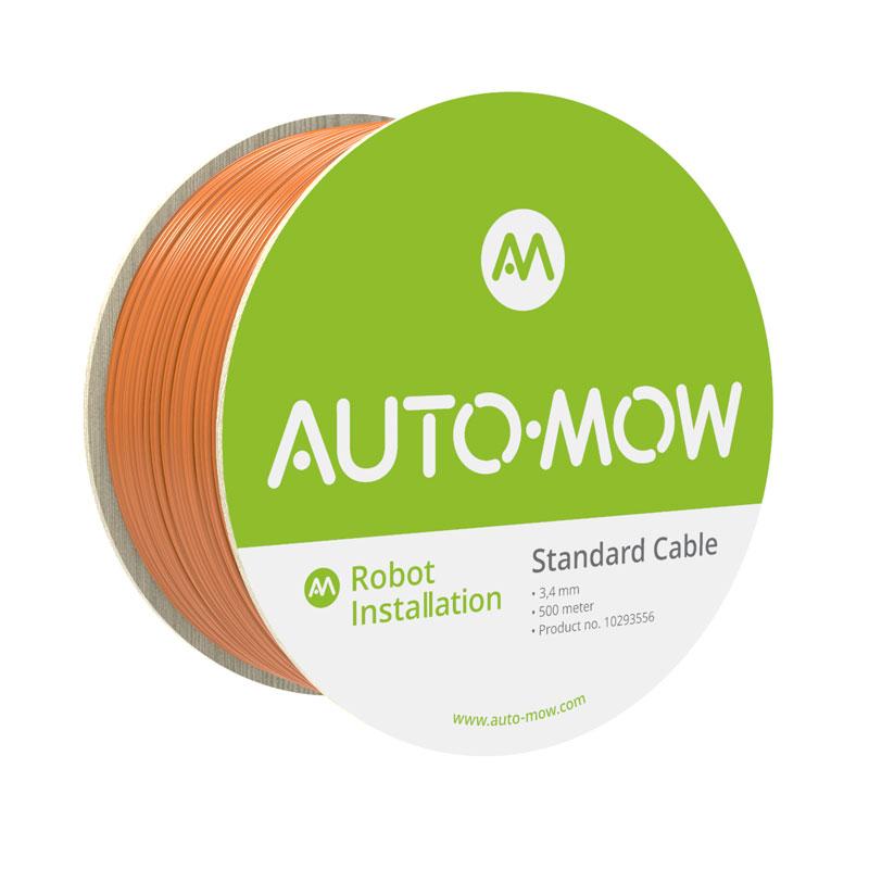 Auto-Mow 3,4 mm vastag Standard határoló vezeték narancs (500 m)