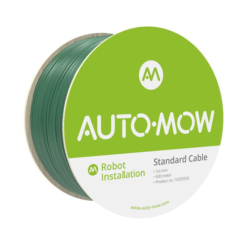 Auto-Mow 3,4 mm vastag Standard határoló vezeték zöld (800 m)