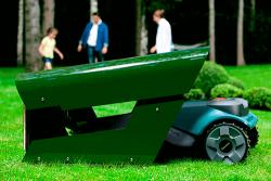 Auto-Mow Robot Alu Garage 1 robotfűnyíró ház garázs 6.Kép