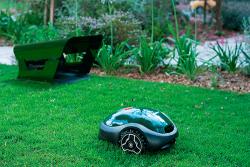 Auto-Mow Robot Alu Garage 1 robotfűnyíró ház garázs 3.Kép