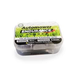 Auto-Mow Endurance tartalék késkészlet Husqvarna és Gardena robotfűnyírókhoz (9 db) 2.Kép