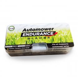 Auto-Mow Endurance tartalék késkészlet Husqvarna és Gardena robotfűnyírókhoz (300 db) 3.Kép