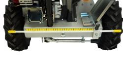 Portable Winch PWM600MH benzinmotoros kábelfektető gép 6.Kép