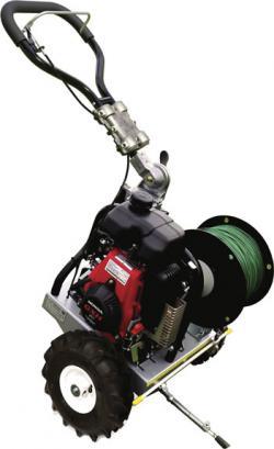 Portable Winch PWM600MH benzinmotoros kábelfektető gép 1.Kép