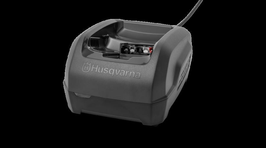 Husqvarna QC250 akkumulátor gyorstöltő
