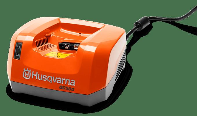 Husqvarna QC500 akkumulátor gyorstöltő