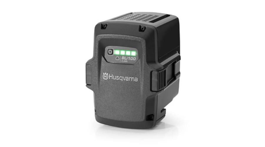 Husqvarna BLi 100 akkumulátor (2,6 Ah)