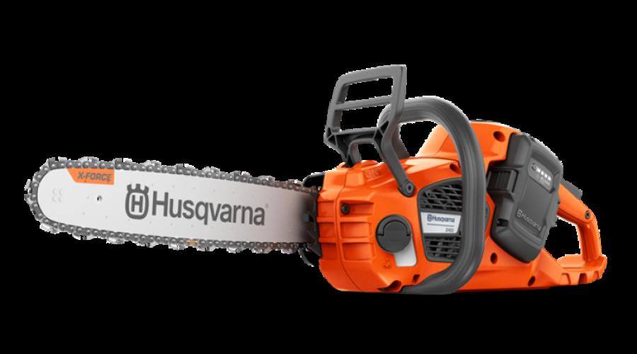 Husqvarna 340i akkumulátoros láncfűrész (csak gép)