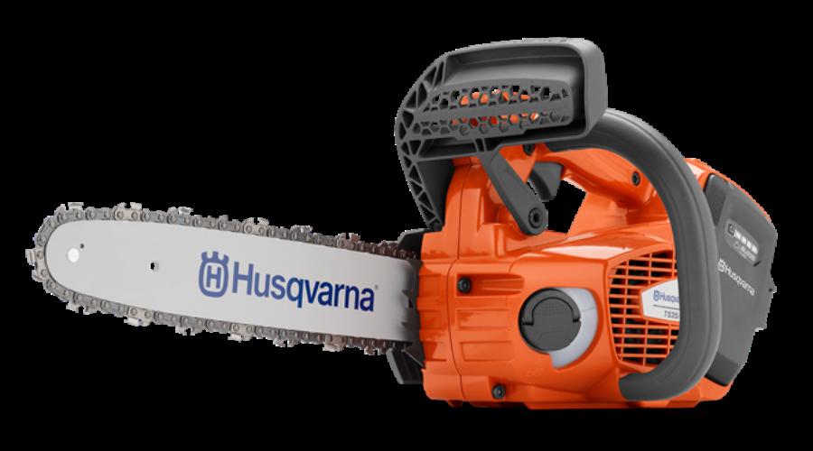 Husqvarna T535iXP egykezes akkumulátoros láncfűrész (csak gép)