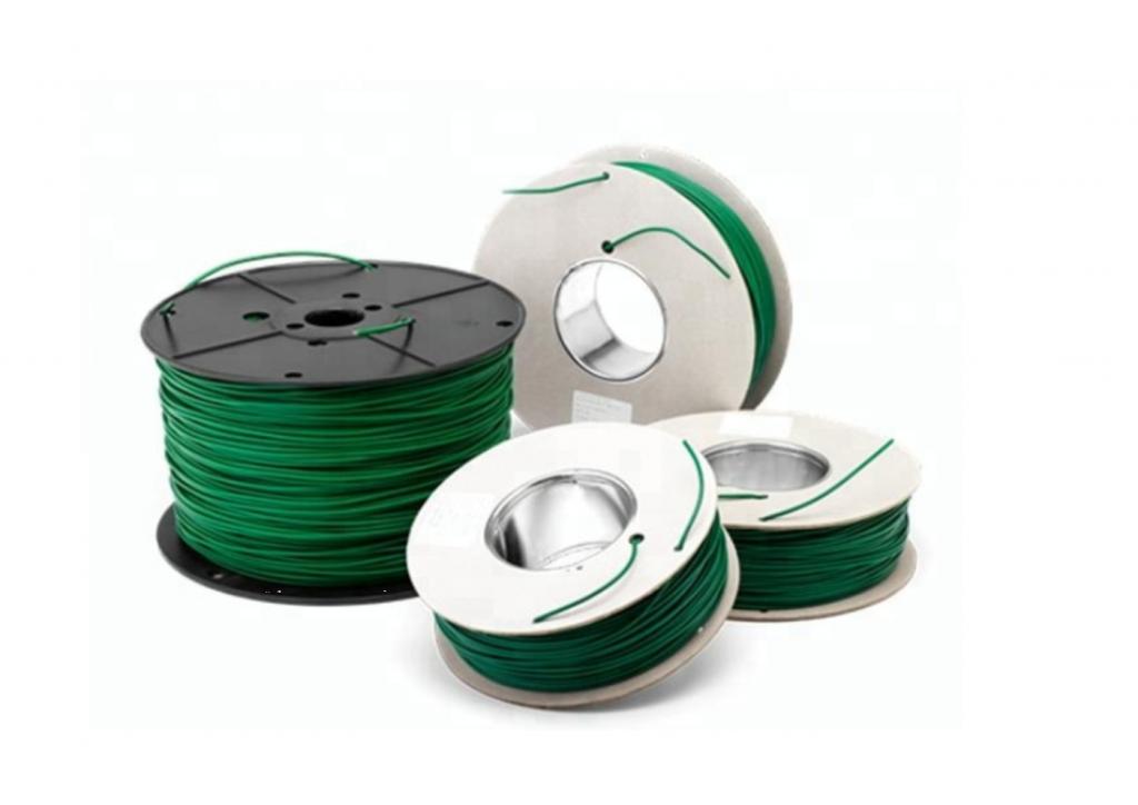 Auto-Mow 2,7 mm vastag Basic határoló vezeték zöld (150 m)
