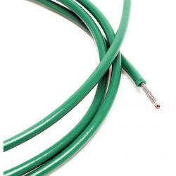 Auto-Mow 2,7 mm vastag Basic határoló vezeték zöld (150 m) 2.Kép